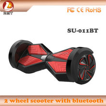 Amorus X2 Dual Wheels Smart Electric Self Balancing Scooter with Bluetooth Speaker , Max 15km/h - Safe and Easy to Use