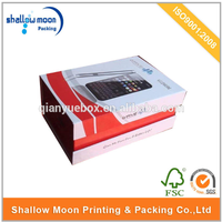 wholesale samsung galaxy S4/Galaxy S3 cell phone packaging box with full accessories