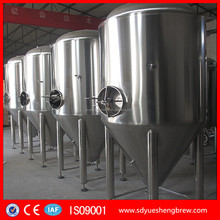 Stainless Steel Dimple Jacket Fermenter