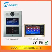 tcpip controller for smart home, zwave video intercom
