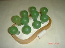 Natrual Wooden Massager