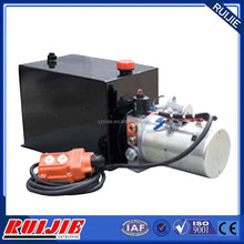 easy operation hydraulic power unit auto lift for tipper trailer 2