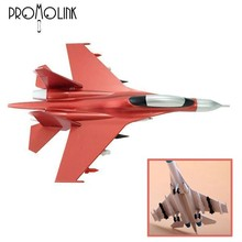 plastic dual pen best business gift airplane ball pen