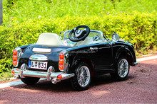 Classic Style and Car Type radio control baby ride on car