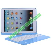 2014 New Arrival 360 Degree Rotating Bluetooth Keyboard for iPad Air