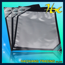 high quality aluminum foil clear plastic carry bag