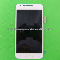 LCD + Touch Digitizer Screen Assembly for Samsung Galaxy S2 parts II i727 white + tools