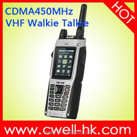 China 2015 dual sim card CDMA/GSM IP67 VHF UHF Waterproof Mobile phone with PTT walike talkie