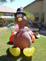 inflatable giant turkey balloons for festival advertising