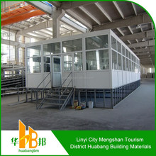 technology advancement Gypsum board production line in China
