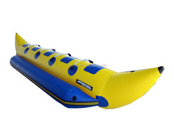 15ft single tube inflatable banana boat