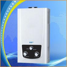 Calentador de agua de gas 6L-12L Nuevo producto, calentador a gas