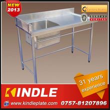 luxury small round extendable glass dining table for sale