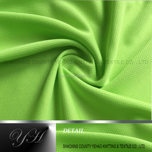 100% polyester mesh knitted fabric