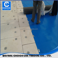 Thermoplastic Polyolelin Waterproofing Membrane for Metal Roofing