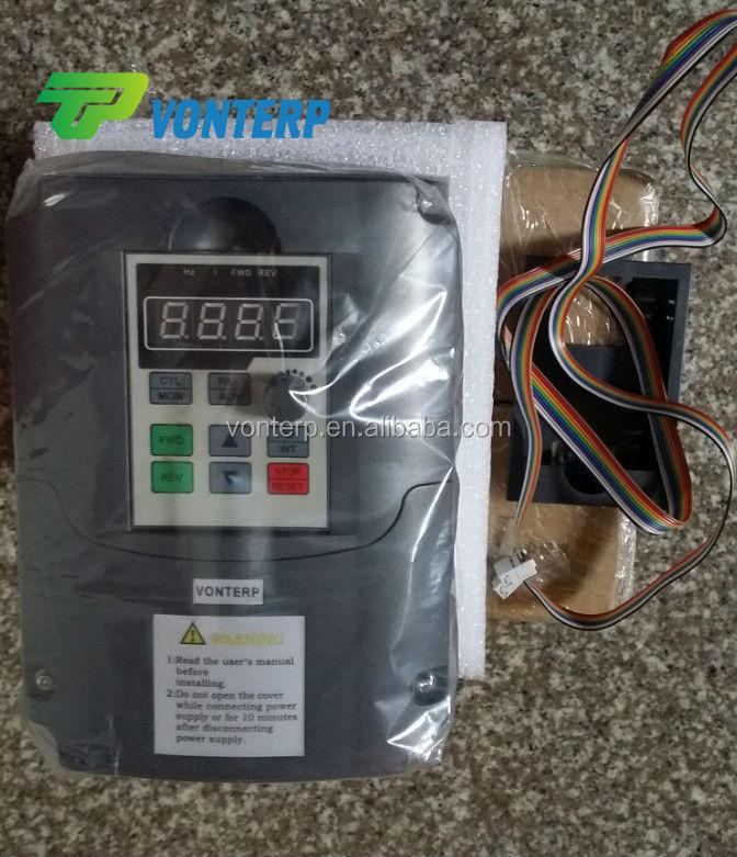 Single Phase 220v 15 2 2kw Triple Inverter Converter Ac