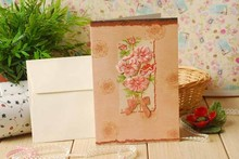 2015 new greeting cards with handcrafted finishing