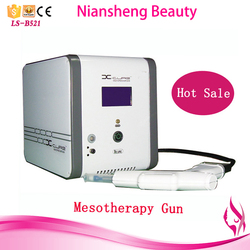 2015 Portable Skin Rejuvenation and Winkle Rmoval Meso Mesotherapy Gun Price