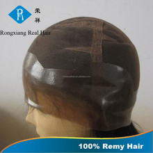 Best Quality 100% human hair virgin remy thin skin full lace wig
