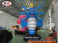 giant outdoor fashionable decoration inflatable characters 4m height