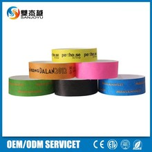 2015 new design manufacture experience cheap inkjet printing wristband