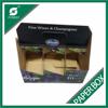 BEST SALE BEAUTIFUL DESIGN 6 BOTTLE CARDBOARD WINE BOX