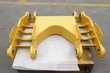 bulldozer parts Track frame
