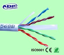 Shenzhen OEM High Quality UTP/FTP/SFTP Cat6 lan/network cable pass FLUKE
