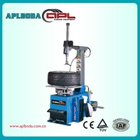 APL-750 tyre tire changer,unite tyre changer,used motorcycle tire changer