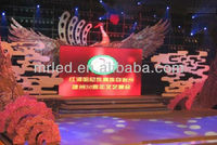 P3 indoor full color LED display, high definition, wide viewing angel, lower energy cost
