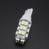 100pcs T10 28SMD W5W DC12V White Car Auto Bulbs LED clearance lamp turn Signal Lights