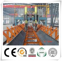 H Beam Gantry Welding Machine / Submerged arc Welding Machine For H Beam