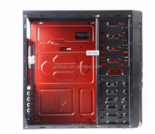 Horizontal or vertical Type and Desktop Application computer case tower