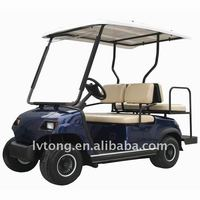 4 seater electric golf buggy for sale LT-A2+2