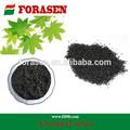 apuesta 1100 carbón de carbón activado granulado