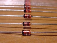 1N4735A 6.2v 1w DO-41 zener diode