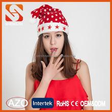 LED Santa hat and LED Christmas hats