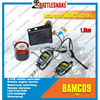 CFMC09 two way LCD Motorcycle alarm system 1500M remote range