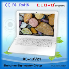 exclusive laptop computer 13.3inch dual core VIA WM8880 popular offer welcome to bulk order