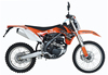 KTM style plastic cover high quality 250cc J1 enduro dirtbike with light mirror china manufacture best sellers of 2014