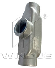 china casting and foundry Rigid EMT Conduit Body, Conduit Body Types