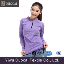 Custom Made China Cheap Womens velour tracksuits suit sport