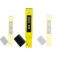 LOW COST aquarium ph meter swimming pool ph