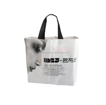 Reusable hot selling tote travel supermarket shopping bag