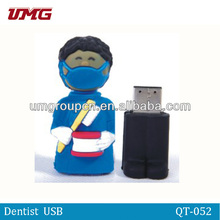 dentist memory tooth USB: dentist gifts