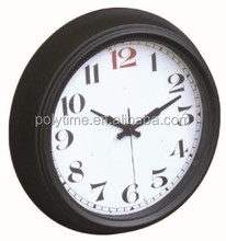 Antiquated Home Decoration British Style Metal Wall Clock