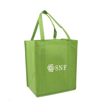Custom standard Sized Reusable Grocery Non-woven Tote Bag