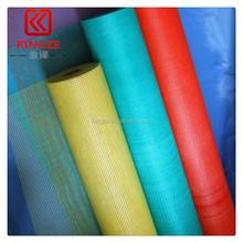 125g Yellow Fiber Glass Grid Netting
