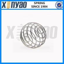 304 Stainless steel blender bottle ball spring