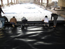 2mm smooth and black hdpe geomembrane liner